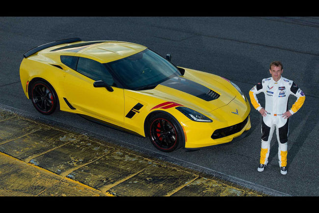 Chevrolet Corvette Drivers Series Edition