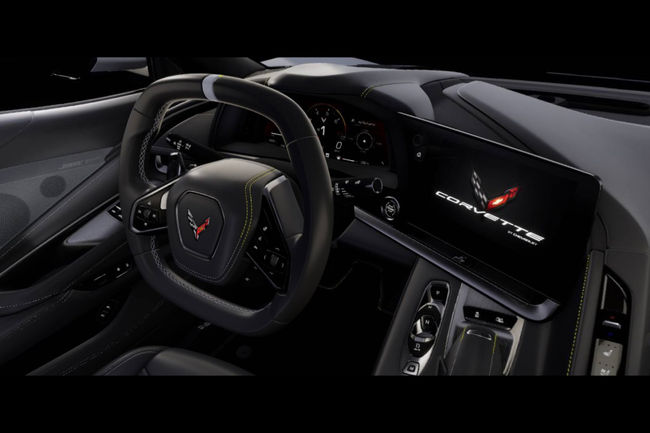 Configurez votre future Corvette Stingray