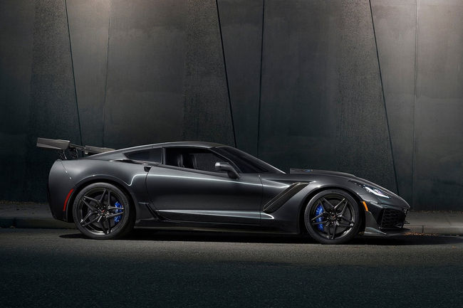 Corvette ZR1 2020 par X-Tomi Design
