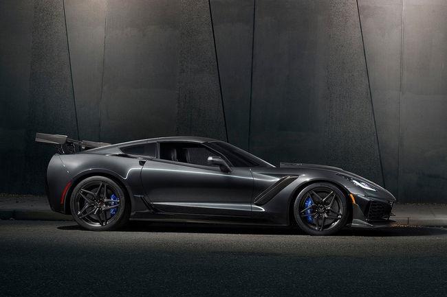 Corvette ZR1 2020 par X-Tomi Design