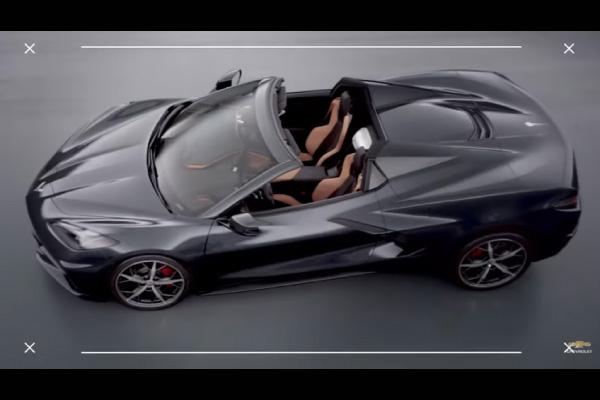 Corvette C8 découvrable : présentation en octobre ?