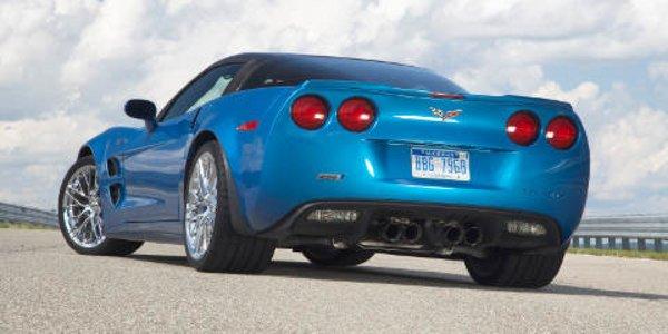 Chevrolet absorbe à nouveau Corvette