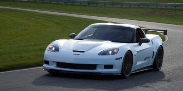La Corvette se muscle au SEMA