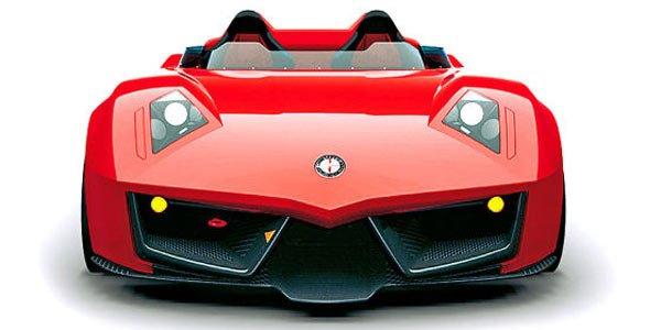 Spada Codatronca : Corvette decapsulée