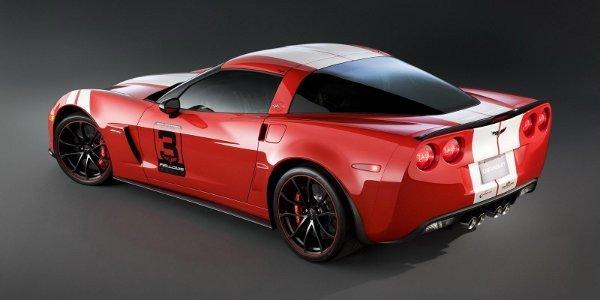 SEMA show 2011: les concepts Corvette