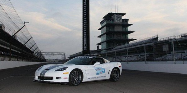 Indy 500 : une Corvette ZR1