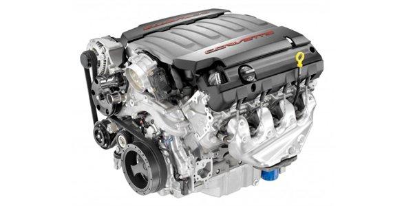 Corvette C7 : plus d'infos sur le moteur