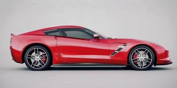 Chevrolet Corvette C7 : premiers rendus