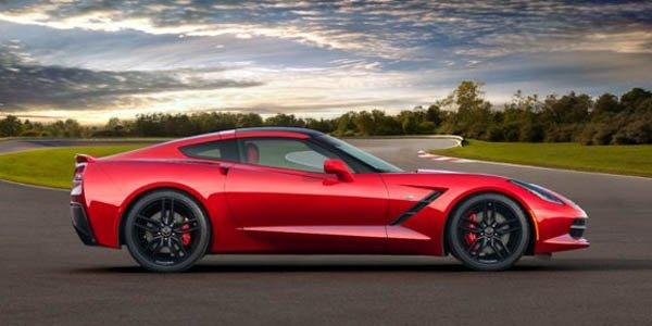 Chevrolet Corvette Stingray : le retour