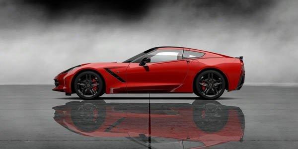 La Corvette C7 est dans Gran Turismo 5