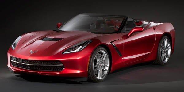 Corvette C7 Cabriolet : comme ça ?