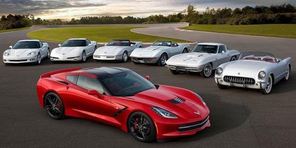 Des infos sur les Corvette C7 Z06 et ZR1