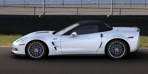 Fantasme : Corvette C6 ZR1 Cabriolet