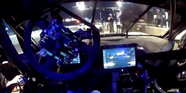 Sebring vu de l'intérieur avec Corvette