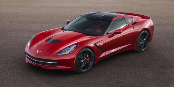 Chevrolet Corvette C7 Stingray : le prix