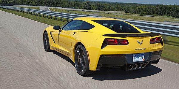 La Corvette Stingray Z06 à Détroit ?