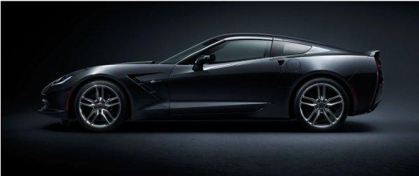 Vidéo: 300 km/h en Chevrolet Corvette C7