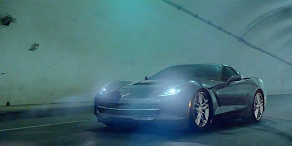 La Corvette, cauchemar des supercars !