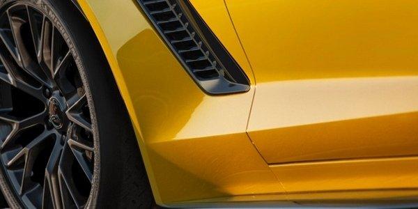 628 ch pour la Chevrolet Corvette Z06 ?
