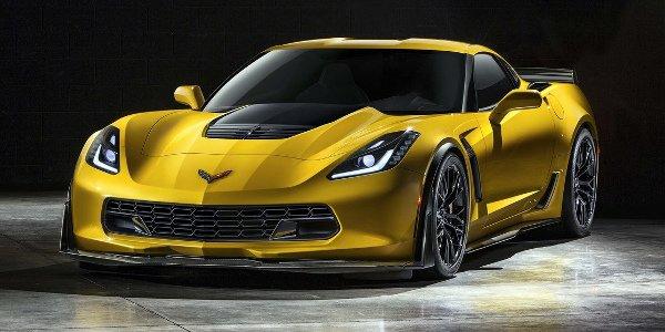 La Corvette Z06 sera suralimentée !
