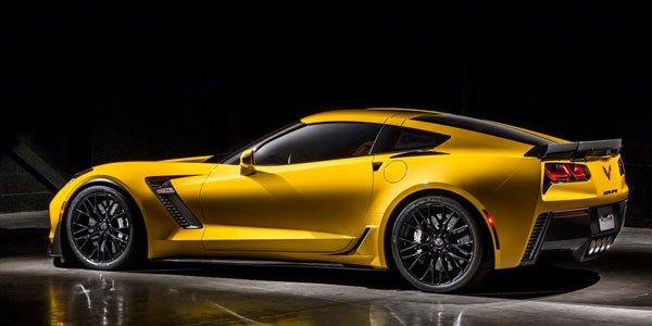 Détroit 2014 : Chevrolet Corvette C7 Z06