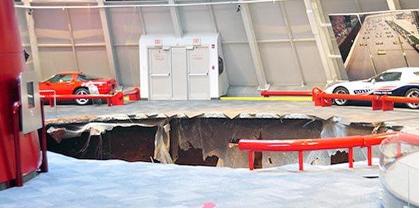 Les Corvette du musée seront restaurées