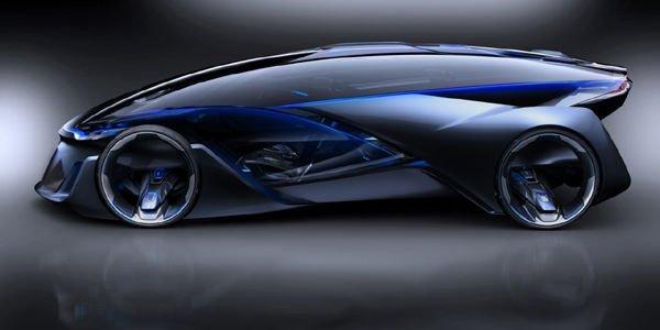 Concept Chevrolet FNR : un pied dans le futur