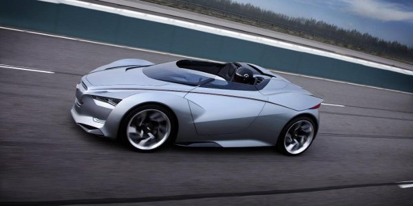 Concept Chevrolet Miray à Francfort