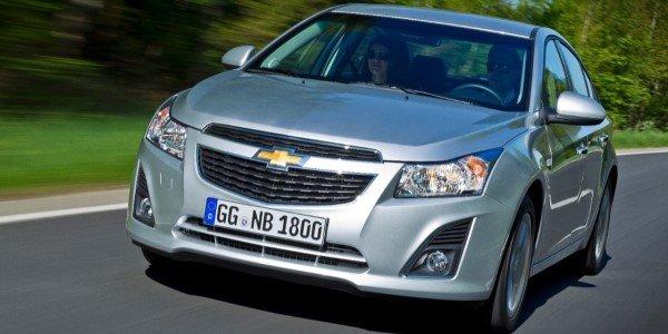Chevrolet va abandonner l'Europe
