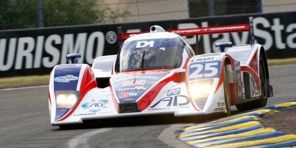 24h du Mans : chicane Forza Motorsport