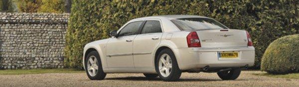Chrysler 300C : restylage très discret