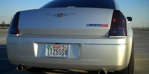 Une Chrysler 300C au coeur de Viper