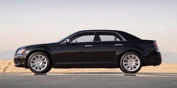 Vidéo officielle de la Chrysler 300C