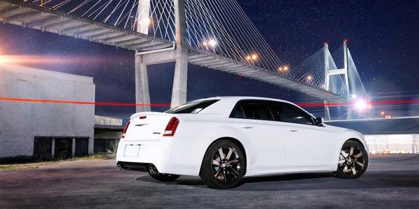 Chrysler 300C : en SRT8