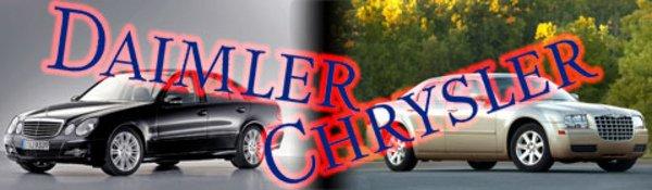 Daimler se désengage de Chrysler