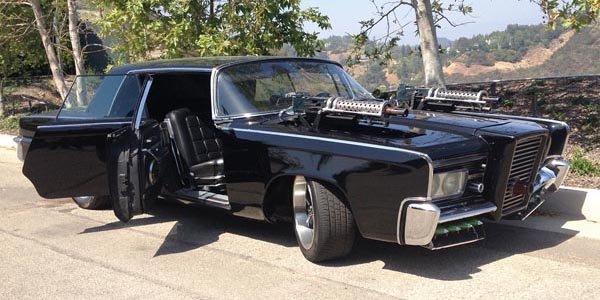 La Chrysler du Frelon Vert aux enchères