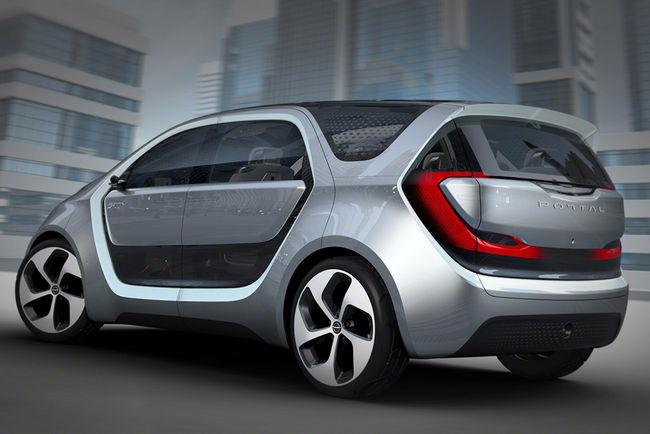 CES : Chrysler Portal concept