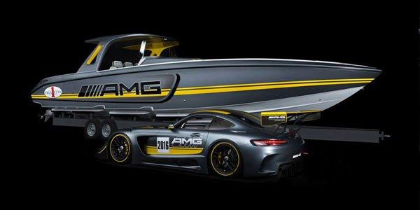 Cigarette Racing Team 41' SD GT3