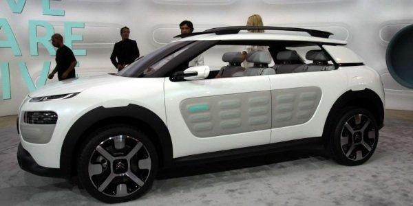 Citroën Cactus : il arrive bientôt