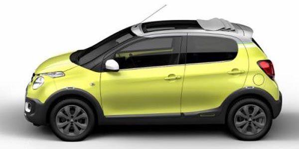 Concept Citroën C1 Urban Ride