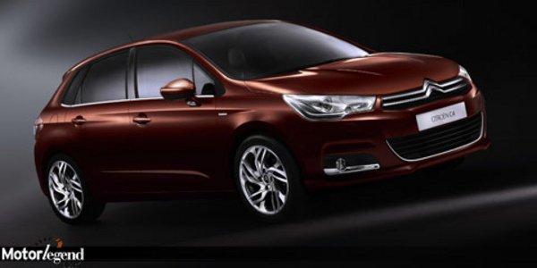 Citroën C4 : les tarifs