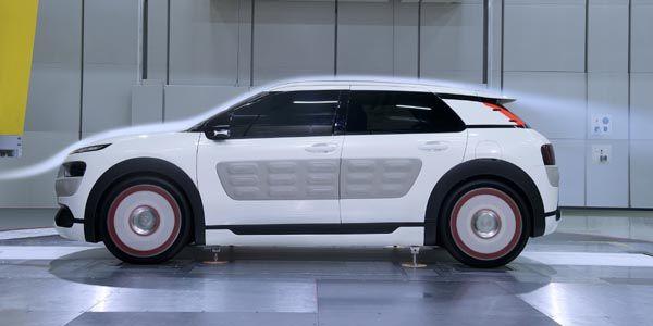 Concept Citroën C4 Cactus Airflow 2L : 2l/100 km