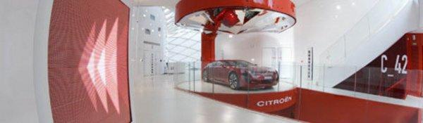 Citroën revient sur les Champs-Elysées