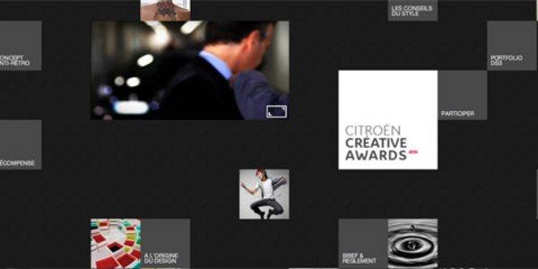 Citroën Creative Awards : besoin de toit