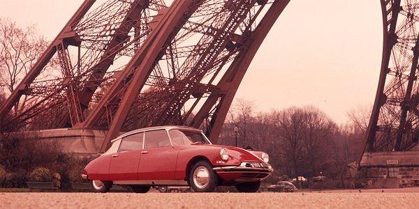 La Citroën DS fête ses 60 ans à la DS Week