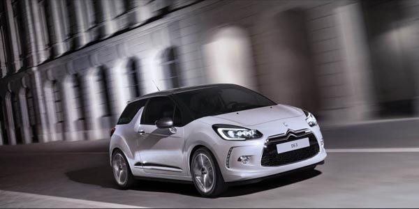 Un autre regard pour la Citroën DS3