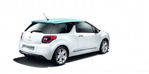 Citroën DS3 : fidèle au concept-car !