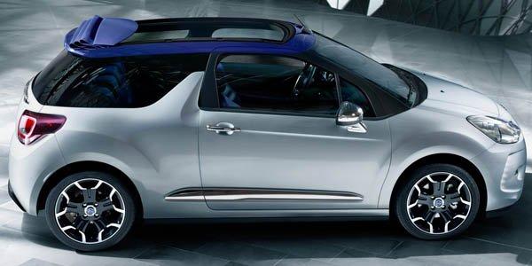 La Citroën DS3 Cabrio est arrivée !