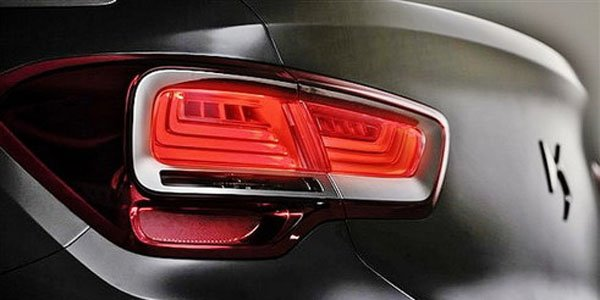 Citroën tease la DS4 Sedan pour la Chine