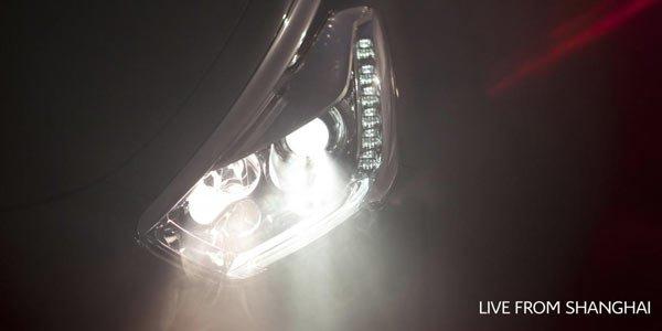 Citroën DS5 : le 18 avril 2011